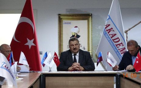Hüseyin Ayaz'dan Trabzon STK'larına çağrı
