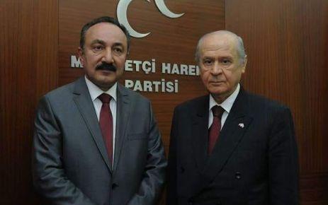 İbrahim Çakır MHP'nin Trabzon 2.sıra adayı