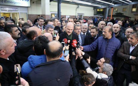 İçişleri Bakanı Süleyman Soylu Rize ve Of'ta