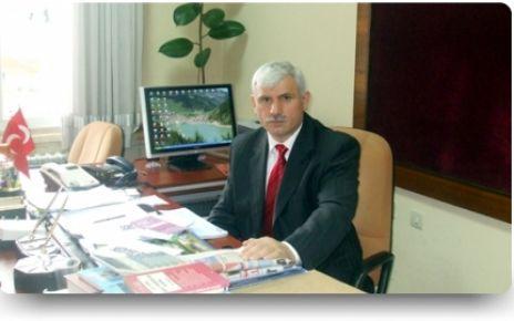 İdris Kabahasanoğlu Milli Eğitim Müdürlüğüne atandı