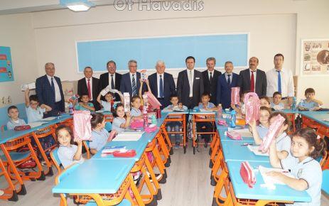 İlköğretim Haftası ŞÖ Ali Bulut İlkokulu'nda kutlandı