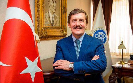 İlyas Çapoğlu Erzincan Üniversitesinin yeniden rektörü
