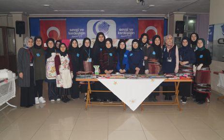 İmam Hatip Lisesi öğrencilerinden Doğu Kut için Kermes