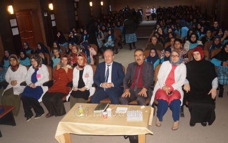 İmam Hatipli öğrencilerden Kutlu Doğum programı