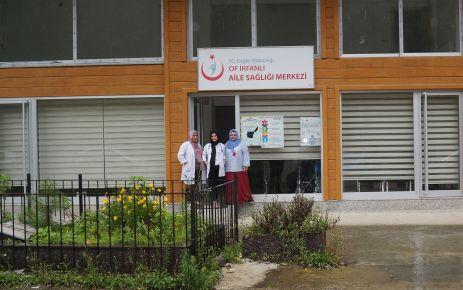İrfanlı Aile Sağlığı Merkezi İrfanlı'ya hizmet veriyor