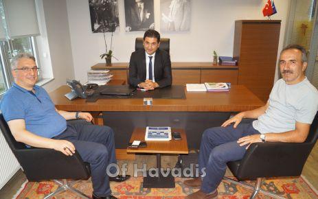 İş Bankası Of Şubesinin Yeni Müdürü Halil İbrahim Hotaman