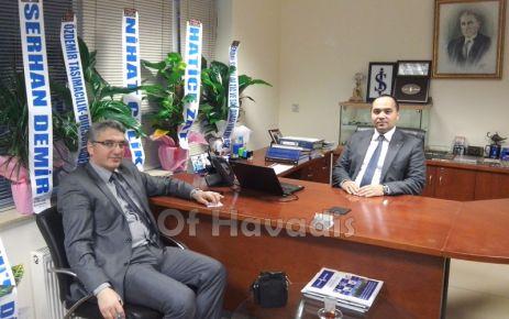 İş Bankası Of Şubesinin Yeni Müdürü Serkan Geçgen