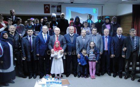 İstiklal Marşı yarışmasında duygu seli yaşandı