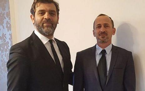 İyi Parti Of İlçe Başkanlığına Avni Karamustafaoğlu atandı