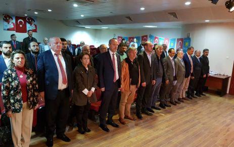 İYİ Parti Of'ta Karamustafaoğlu ile devam dedi