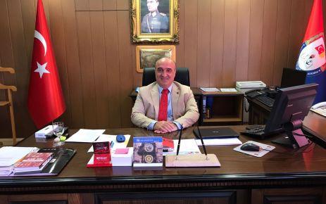 Jandarma ve Sahil Güvenlik Akademisine Oflu Dekan