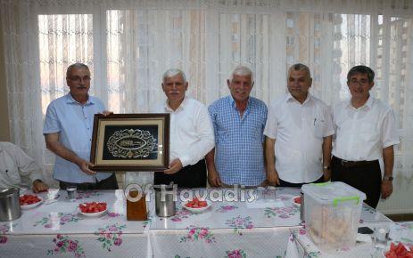 Kabahasanoğlu müdürlerle iftarda buluştu