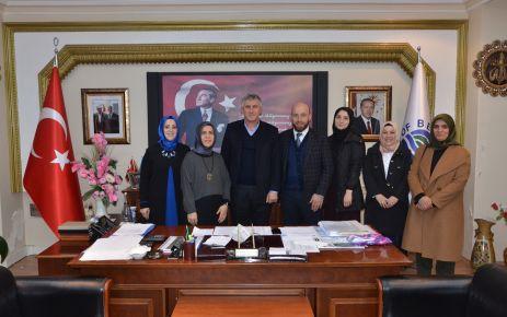 Kadem Trabzon Temsilciliğinden Başkan Sarıalioğlu'na ziyaret