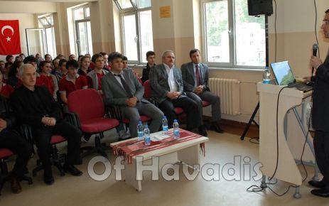 Kaymakam Arslan Öğretmen Lisesinin Kariyer Günlerinde