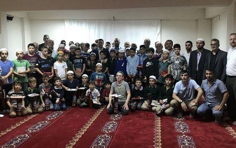Kaymakam Fırat'tan Bölümlü Kur'an Kursu'na ziyaret