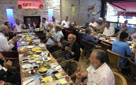 Kaymakam Fırat'tan Dernek Başkanlarına Teşekkür