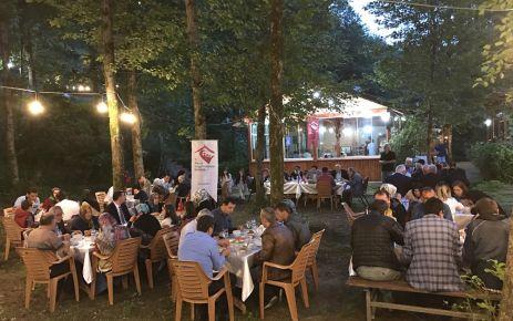 Kaymakam Fırat'tan Şehit Aileleri ve Gazilere iftar