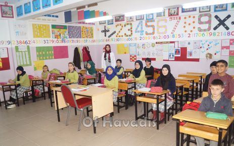 Kireçli Dursun Dumangöz  İlk ve Ortaokulu