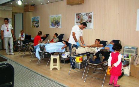 Kızılay Of'tan kan bağışı toplayacak