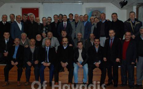 Köylere Hizmet Götürme Birliği son toplantısını yaptı