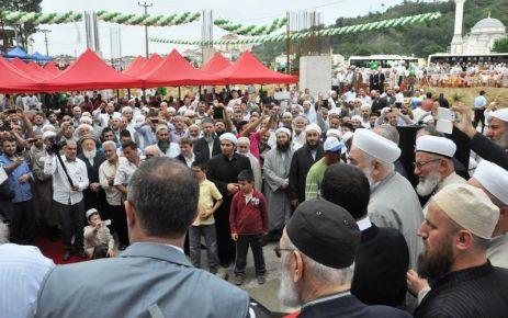 Mahmud Efendi Camii ve Külliyesi'nin temeli atıldı
