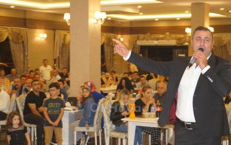 Mahmut Okutan'dan Yürekten Dökülenler albümüne gala
