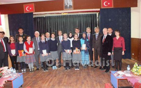 Mehmet Akif Ersoy'un anısına