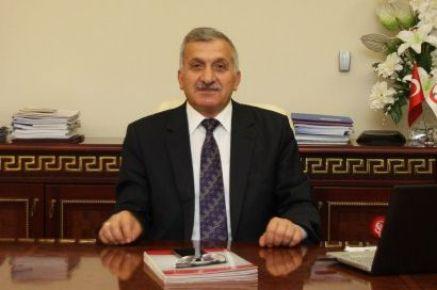 Mehmet Yanık Genel Sekreter Yardımcısı