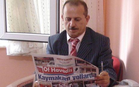 MHP Of Belediye Başkan Adayı Çakıroğlu