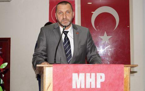 MHP'li Hacıkerimoğlu ve Ars'tan 10 Ocak kutlaması