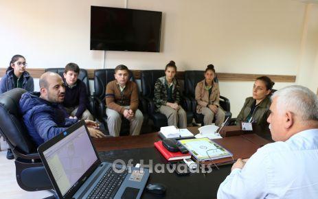 """Mikdat Sarıalioğlu öğrencilerinden """"sıfır atık"""" projesi"""