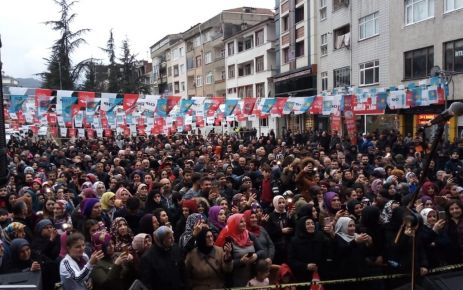 Millet İttifakı'ndan konserli miting
