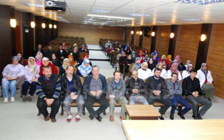 Milli Eğitim okullardaki İşkur çalışanlarını bilgilendirdi