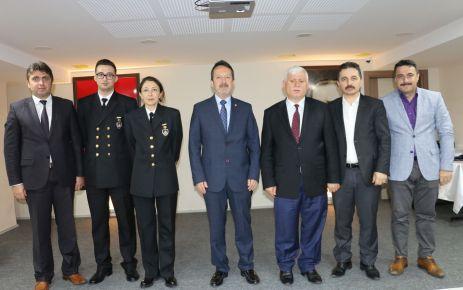 Milli Savunma Üniversitesi Of'ta kendini tanıttı
