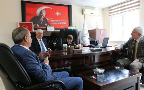 Müdür Kabahasanoğlu'nun yerine Berat Saral