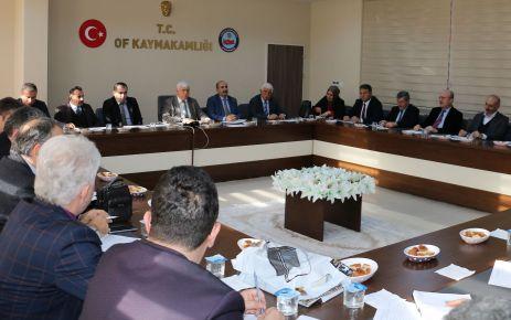 Müdürler 2. dönemin planlama ve istişaresi için toplandı