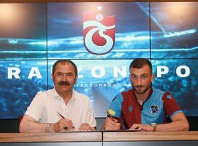 Nemanja Andusiç Trabzonspor'da