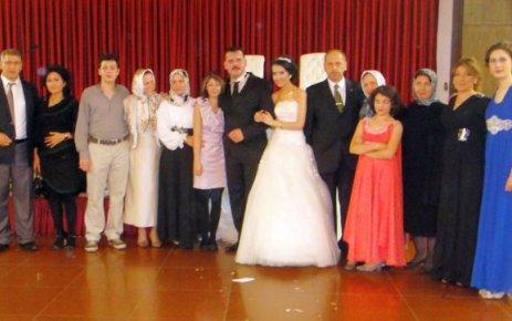 Nurettin Tandoğan Oğlunu evlendirdi