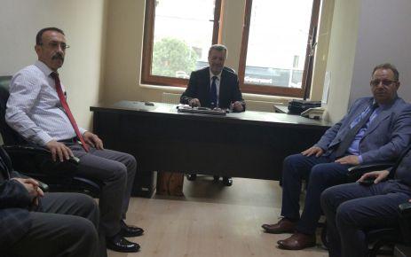 Of Belediye Başkan Yardımcılığı görevi Ahmet Çapoğlu'nun
