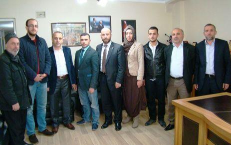 Of Belediye Başkanlığı için 5.aday Çan