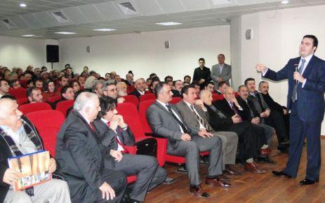 Of Belediyesi'nden etkili konuşma semineri