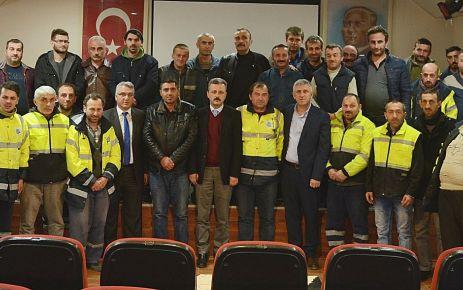 Of Belediyesi'nin Taşeron İşçi Sınavı 13 Mart'ta
