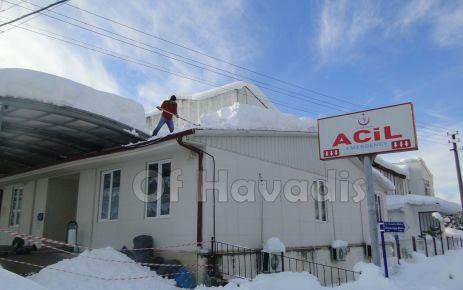 Of Devlet Hastanesinin Acili kapandı