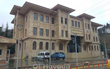 Of Emniyet Müdürlüğü yeni binasına taşındı