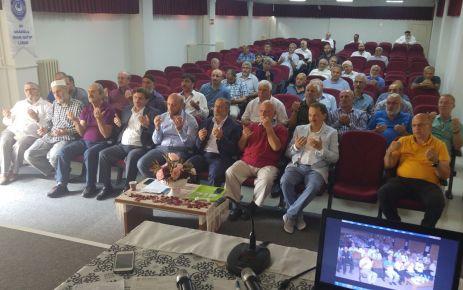 Of İmam Hatip mezun ve mensupları 19.Vuslat'ta buluştu