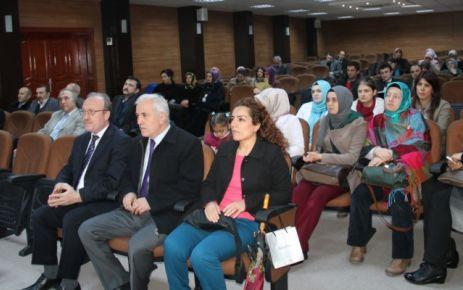Of İmam Hatip Ortaokulu'ndan Öğretmenlere konferans