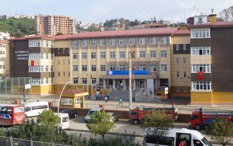Of Ali Yeşilyurt İmam Hatip Ortaokulu'nun TEOG başarısı