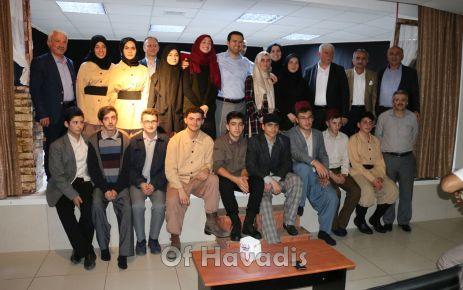 Of İmam Hatipli öğrencilerden Kurtuluş Savaşı tiyatrosu