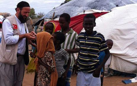 Of Kardeşeli Derneği'nden Somali ve Arakan'a  yardım