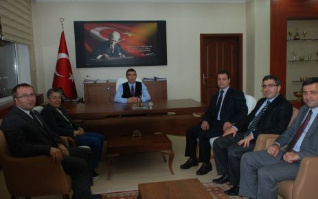 Of Kaymakamlığı Yazı İşleri Müdürlüğüne Selim Sarı atandı